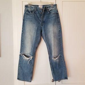 🆕 Frame Le Original Straight High Rise Boy Jeans